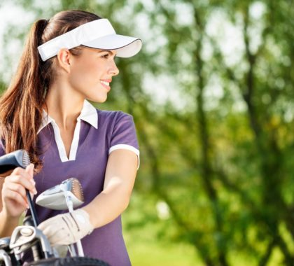 Golf Ladies Day Every Monday